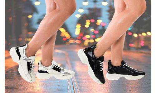 Cum integrezi in tinuta o pereche de pantofi sport?